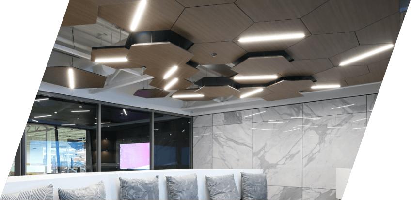 DIRTT modular office & prefab building