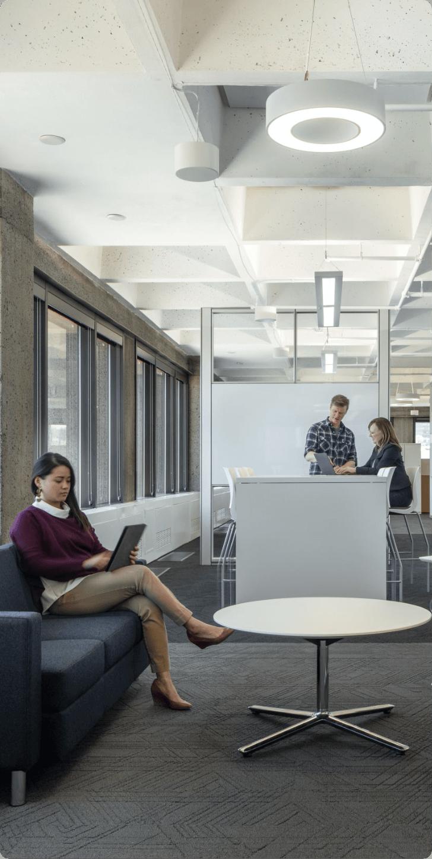 DIRTT walls & demountable partitioning for interior construction