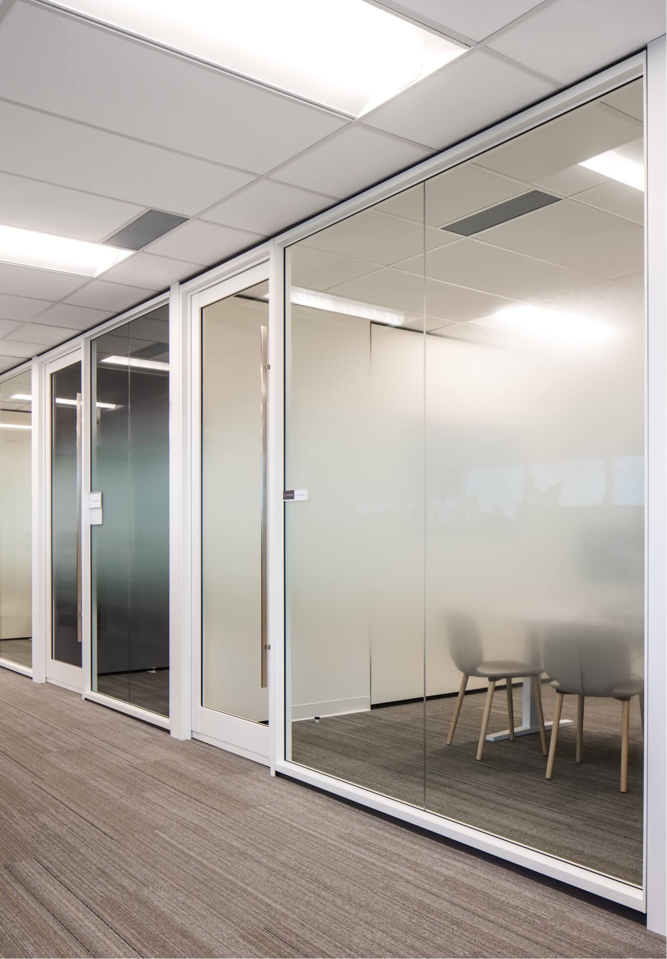 dirtt-glass-walls